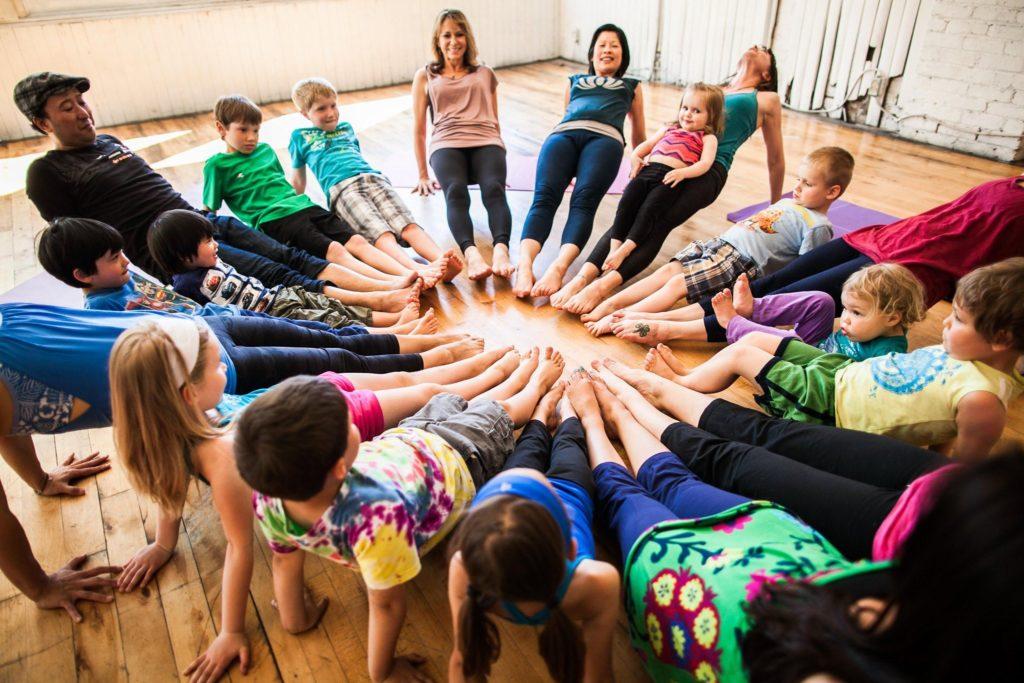 atelier yoga parents et enfants montpellier