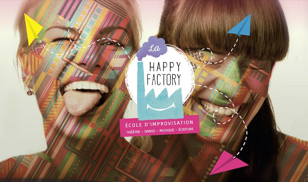 Partir en Livre 2020 – La Happy Factory s'amuse avec la littérature de jeunesse